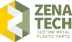 China Metal Sheet Stamping Parts Contract Manufacturer- ZENATECH