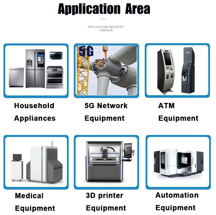 CNC Machined Parts Application
