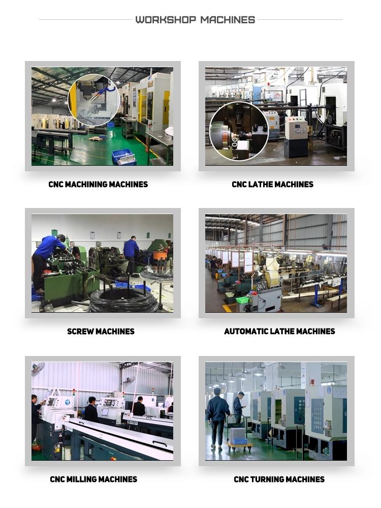 CNC Machined Parts Process